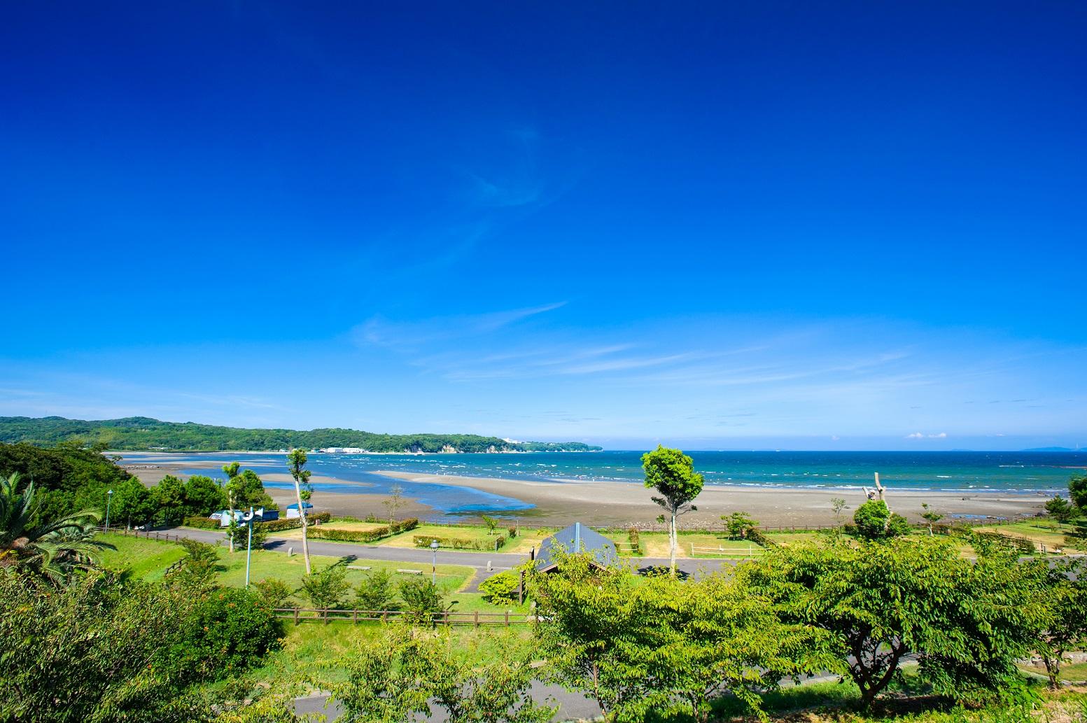 糸ヶ浜海浜公園|スポットを探す|ひじまち観光情報公式サイト